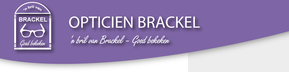 Header Opticien Brackel Eindhoven